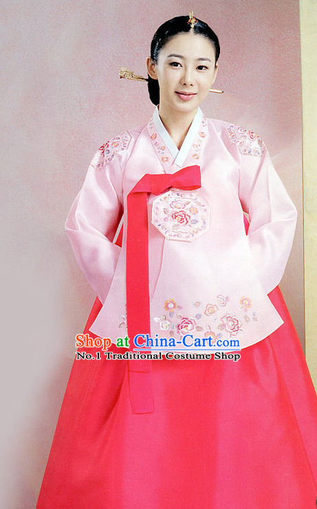 Custom Made Dangui Korean Royal Costumes