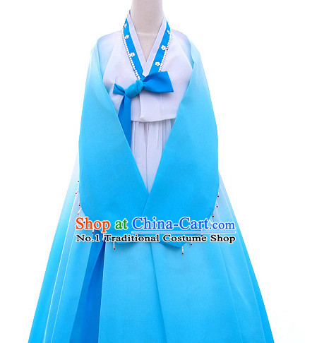 Korean Classical Dancing Costumes for Girls