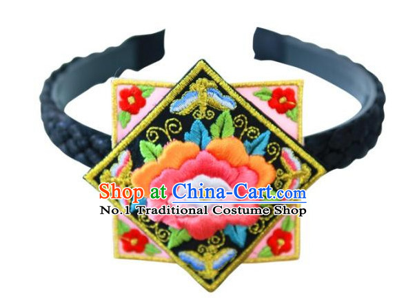 Korean Traditional Ceremonial Hanbok Headwear