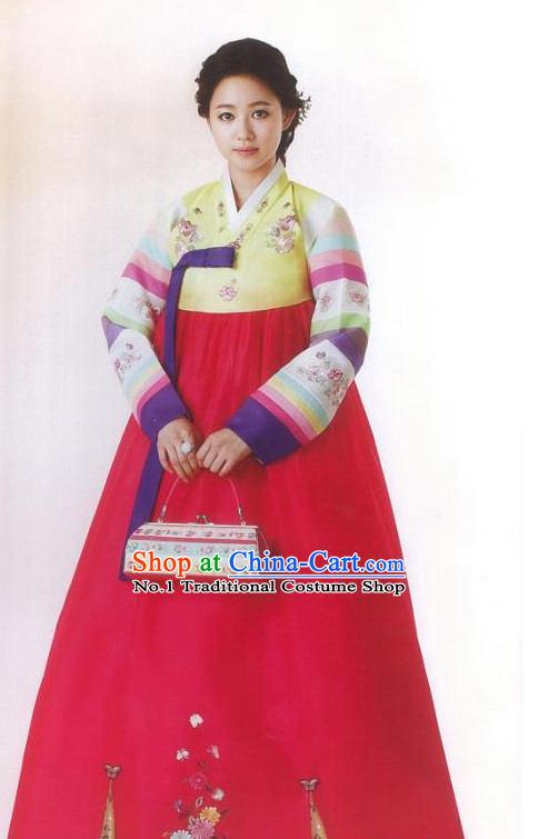 Asia Fashion Korean Costumes Apparel Outfits Clothes Dresses online for Adults