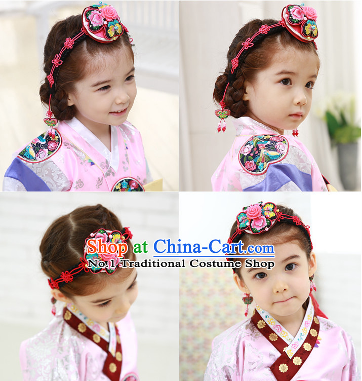 Traditional Korean Hair Jewelryin Hair Accessories from