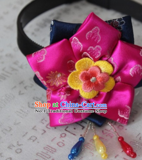 Korean Hanbok Hair Clips for Girls