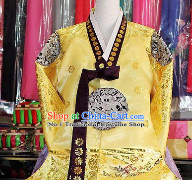 Korean Traditional Dress Dangui Hanbok Panier Korean Fashion Shopping online