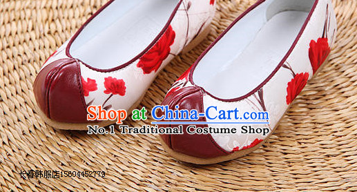 Traditional Korean Birthday Ceremonial Shoes for Children