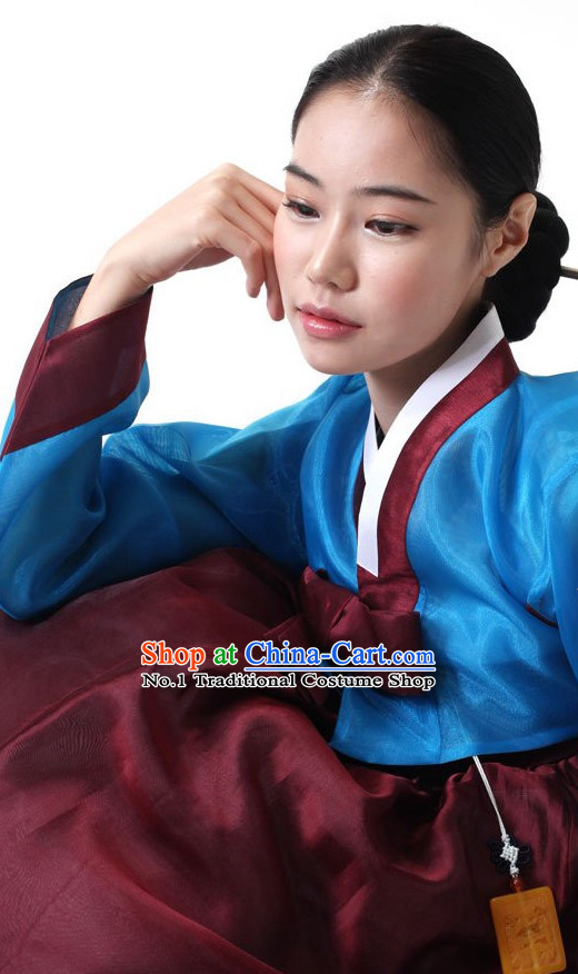Korean Hanbok Clothing online for Ladies