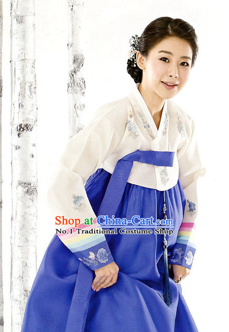 Korean Hanbok Clothes online for Ladies