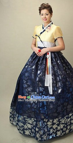 Top Korean Ceremonial Hanbok Clothing Asian Fashion online Clothes Shopping National Costumes
