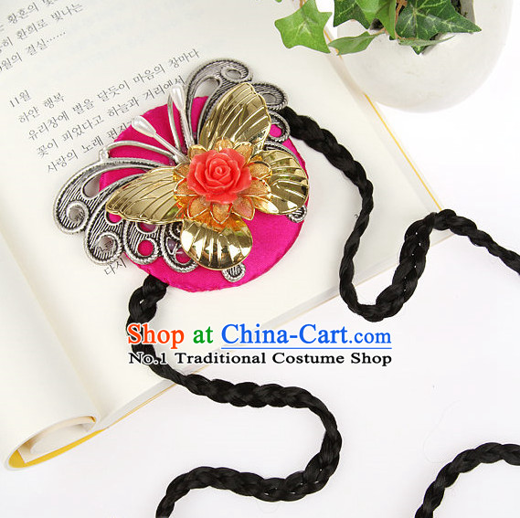 Korean Hair Accessories Hair Ties Hair Jewelry Fascinators Hair Extensions Headbands