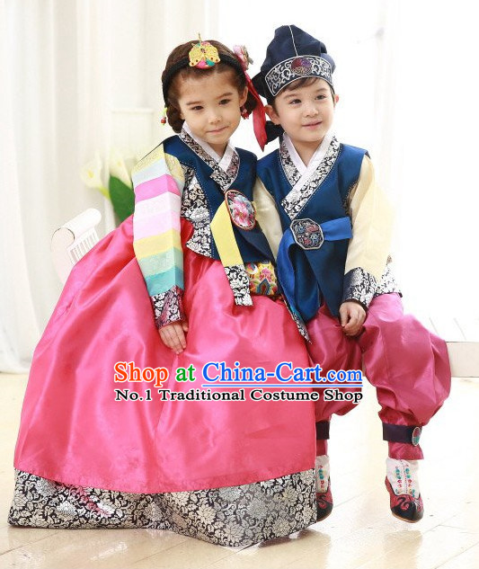 Top Traditional Korean Kids Fashion Kids Apparel Boys and Girls Clothes