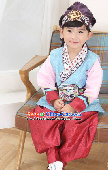 Top Traditional Korean Birthday Kids Fashion Kids Apparel Birthday Outfits for Boys