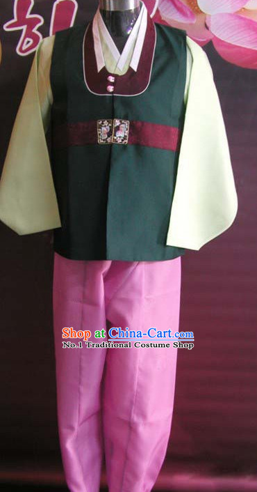 Korean Bridegroom Traditional Clothing Dress online Mens Clothes Designer Clothes
