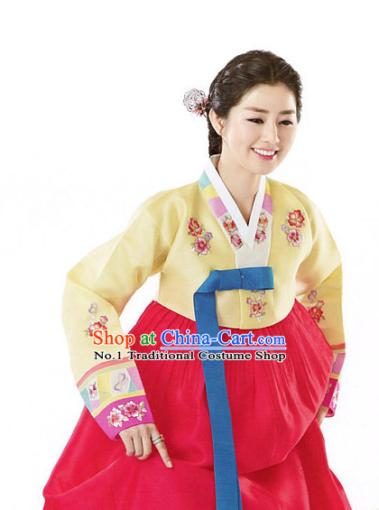 Top Korean Traditional Clothing for Women