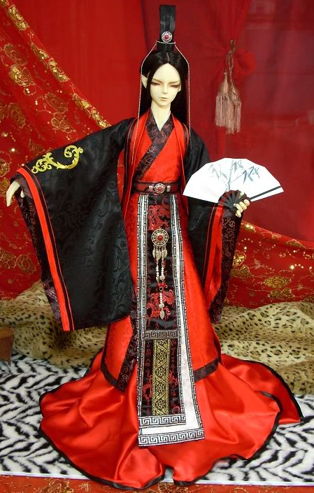Chinese Emperor Costumes for Adults