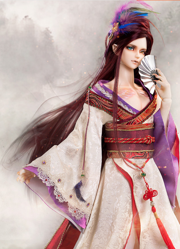 Chinese Halloween Costumes for Ancient Chinese Fairies