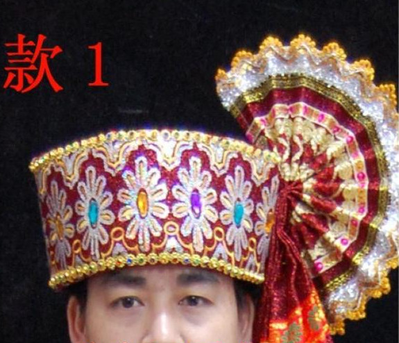 Traditional Thailand Men's Hat