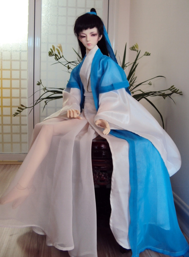 Asian Fashion Traditional Chinese Students Costumes for Men