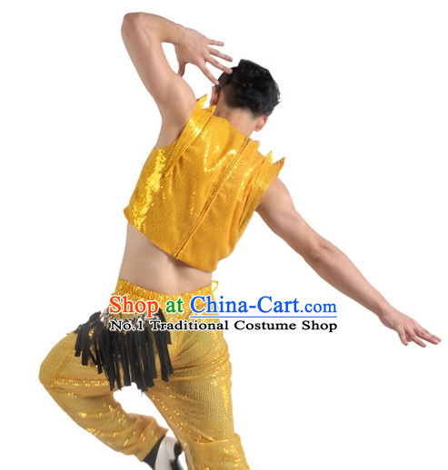 Chinese Stage Contemporary Costumes for Men