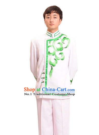 China Shop Chinese Dance Costumes Ballerina Costume Mens Dancewear