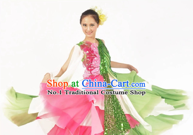 China Shop Chinese Classical Ballerina Costume Burlesque Costumes Salsa Costumes Dance Costumes