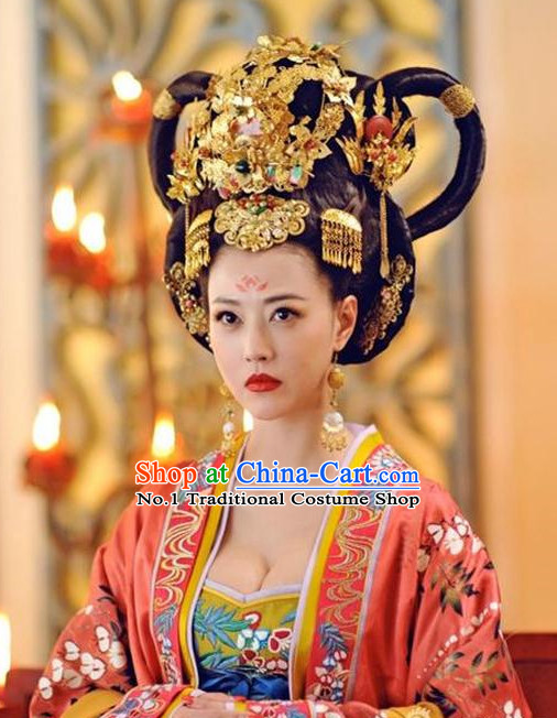 Chinese Royal Empress Hair Accessories