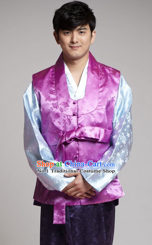 Top Korean Bridal Hanbok for Men