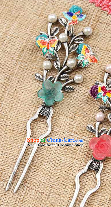 Korean Traditional Hairpin for Women