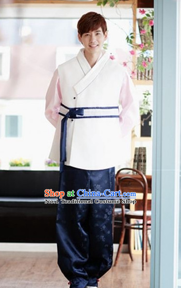 Korean Bridegroom Wedding Dress for Men