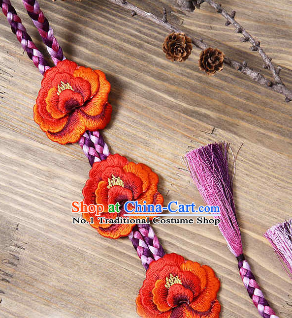 Korean Traditional Hanbok Dresses Hanging Decorations