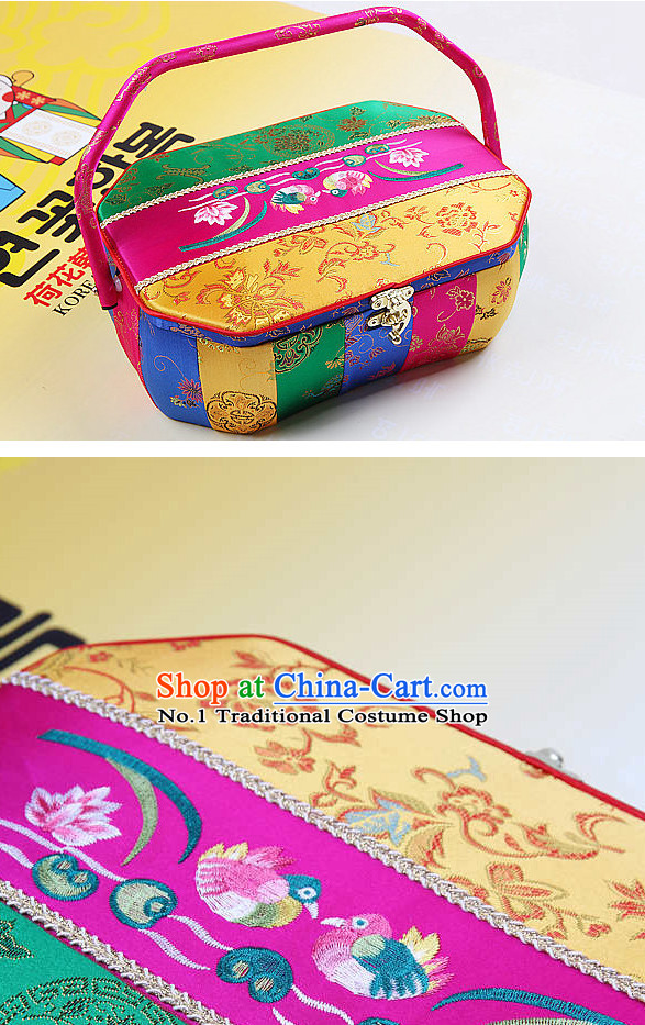 Korean Traditional Wedding Gift Box