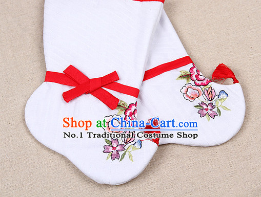 Korean Traditional Baby First Birthday Hanbok Socks