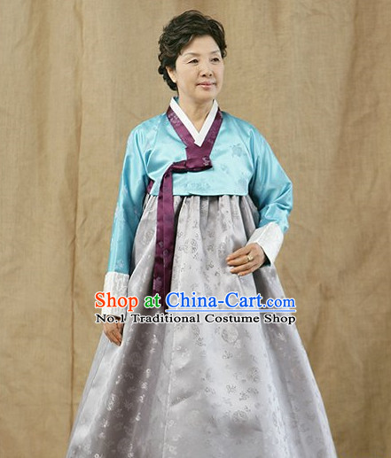 Top Korean Mother Hanbok Clothing for Women