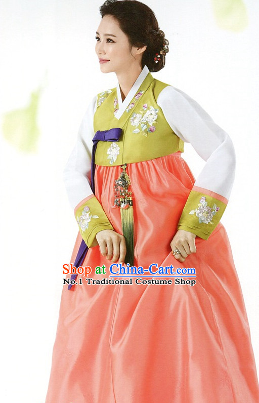 Top Korean Female Clothes Hanbok for Women