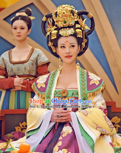 Ancient Chinese Imperial Empress Clothing