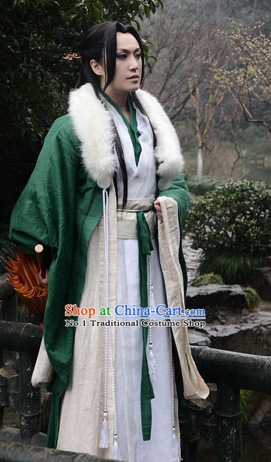 Chinese Costumes Traditional Clothing China Shop Asian Emperor Cosplay Costumes
