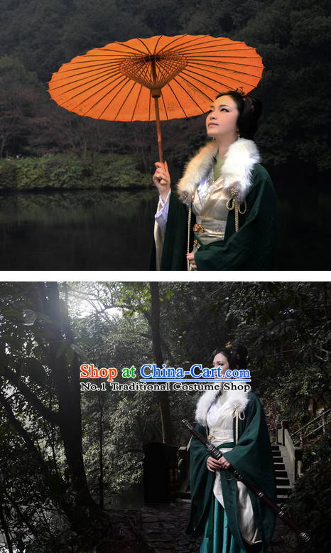 Chinese Costumes Traditional Clothing China Shop Asian Empress Cosplay Costumes