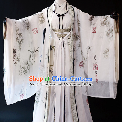 Chinese Scholar Cosplay Male Hanfu Cosplay Halloween Costumes Carnival Costumes
