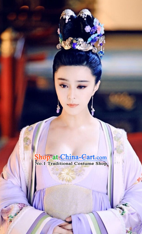Tang Dynasty Style Chinese Empress Hair Accessories Hair Jewelry