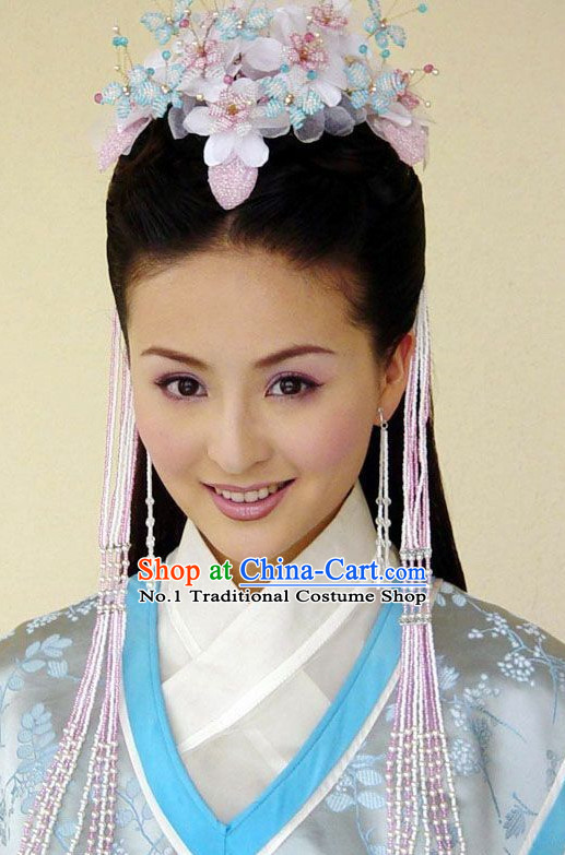 Chinese Traditional Princess Hair Jewelry