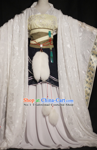 Chinese Costume Asian Fashion China Civilization Princess Carnival Costumes for Women