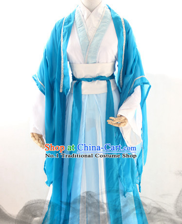 Chinese Costume Asian Fashion China Civilization Medieval Costumes Blue White Hanfu