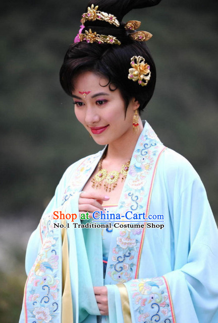 Chinese Traditional Imperial Hair Jewelry