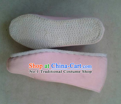 Handmade Chinese Traditional Ladies Shoes Footwear