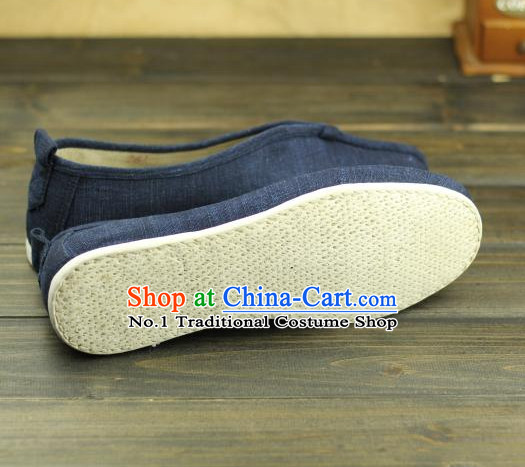 Chinese shoes hanfu fabric shoes traditional shoes footwear