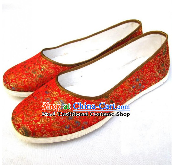 Handmade Chinese Traditional Shoes online Shopping Footwear