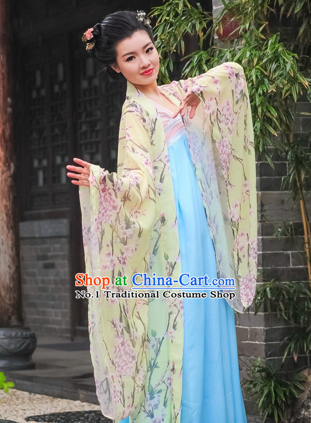Chinese hanfu costumes asian fashion online shopping traditional clothing