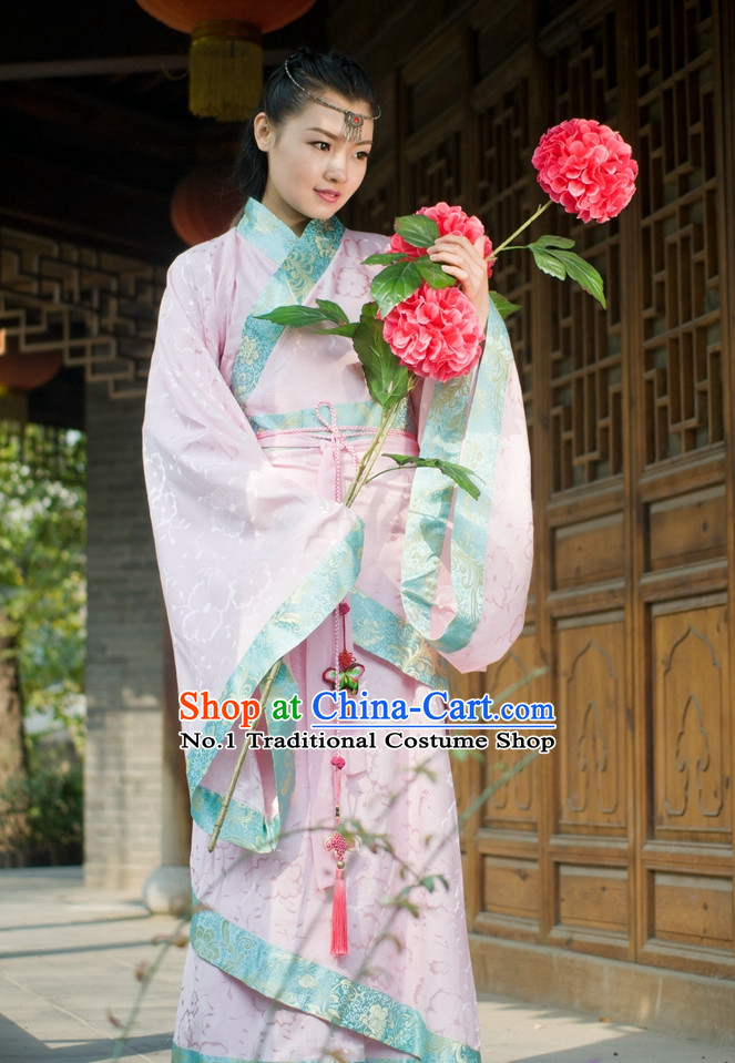 Asian Fashion online Oriental Dresses Chinese Hanfu Plus Size Wholesale China Complete Set