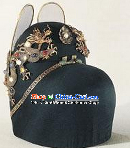 Asian Fashion Chinese Classic Official Hat