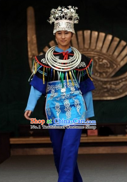 Oriental Clothing Chinese Traditional Ethnic Costumes of China