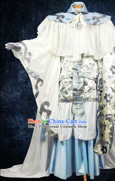 Asian Chinese Fashion Imperial Men Halloween Costumes Cosplay Costumes Plus Size Cosplay Costumes