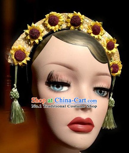 Flower Hair Fascinators Hair Slides Headpieces Hair Ornaments